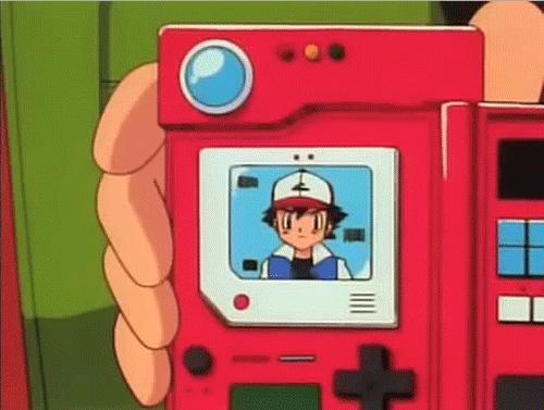 Pokemon_Satoshi Pokedex