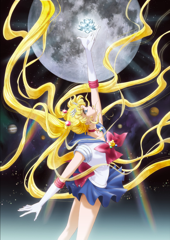 Sailor Moon Crystal Sailor moon