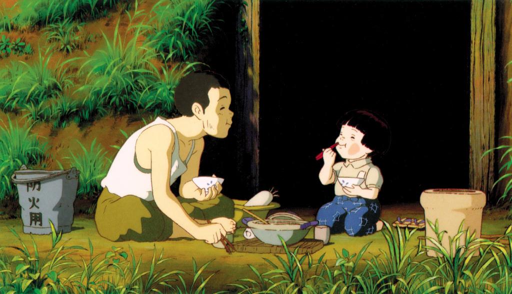 Hotaru no Haka Grave of the Fireflies family