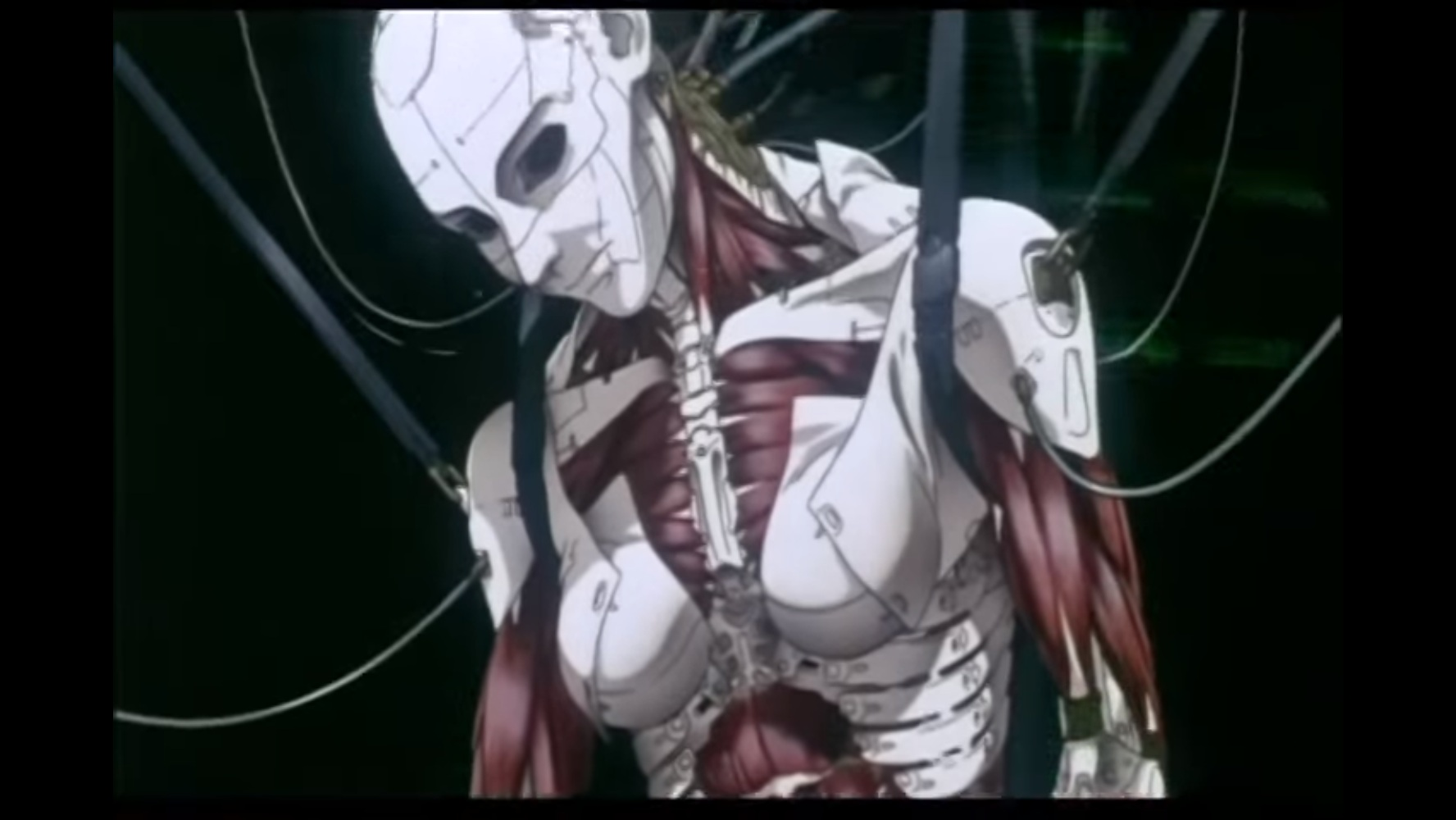 Ghost in the Shell Making of Cyborg