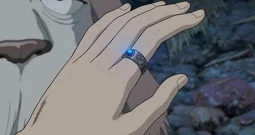 Howl's Moving Castle Sophie's Ring