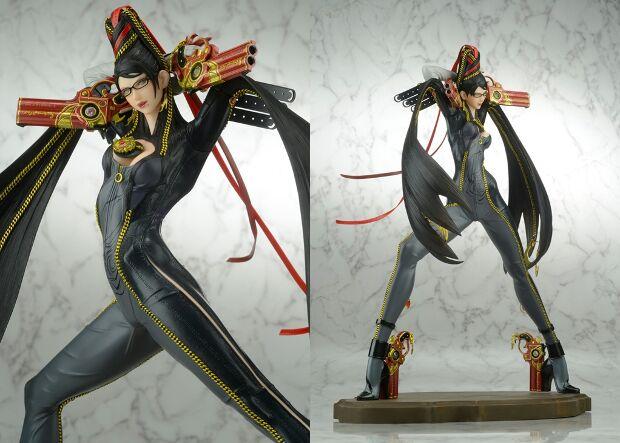 Flare Bayonetta Complete Figure