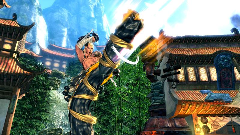 Blade & Soul - Kung Fu Master