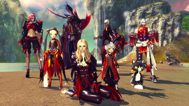 Blade & Soul - Races