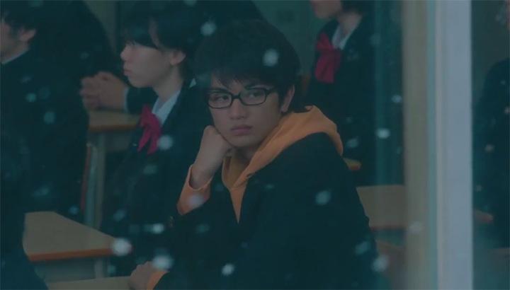 Silver Spoon Live Action Movie Yuugo Hachiken
