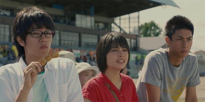 Silver Spoon Live Action Movie Yuugo Hachiken Aki Mikage Ichiro Komaba