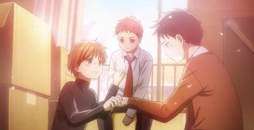 Chihayafuru, Chihaya Ayase, Taichi Mashima, and Arata Wataya