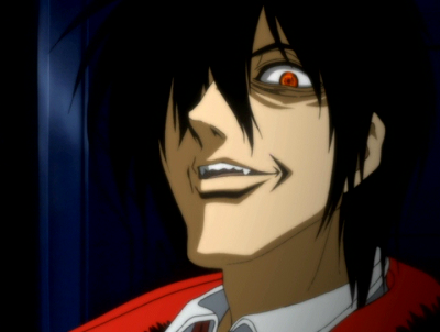 Hellsing 15 Sarcastic Quotes Alucard vampire humans