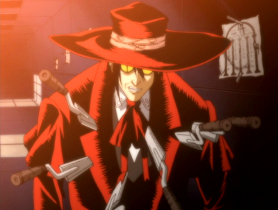 Hellsing 15 Sarcastic Quotes Alucard vampire human