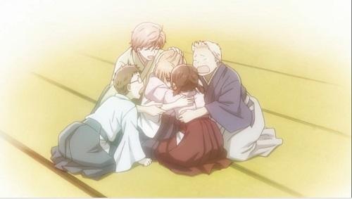 Chihayafuru, Tsutomu Kumano, Taichi Mashima, Chihaya Ayase, Kanade Ooe, and Yuusei Nishida