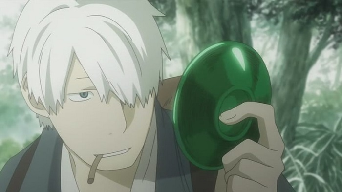 Mushishi supernatural anime