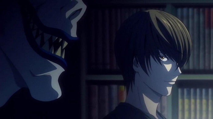 Death Note supernatural anime