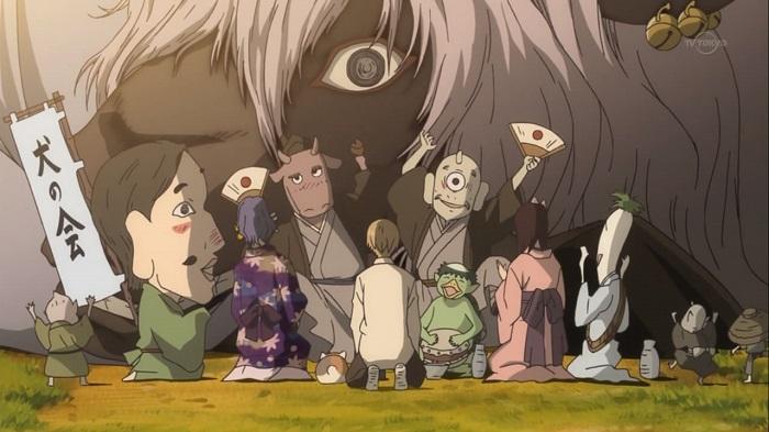 Natsume Yuujinchou supernatural anime