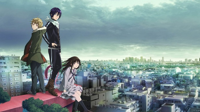 Noragami supernatural anime