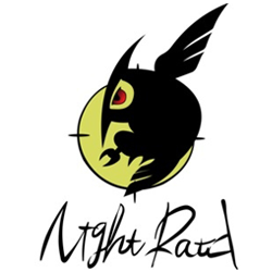 Akame ga Kill : Night Raid Logo