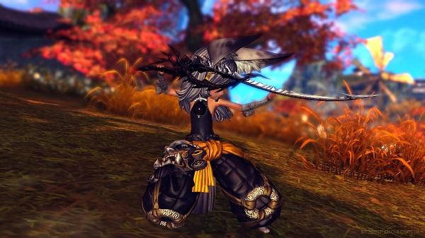 Blade & Soul dancer