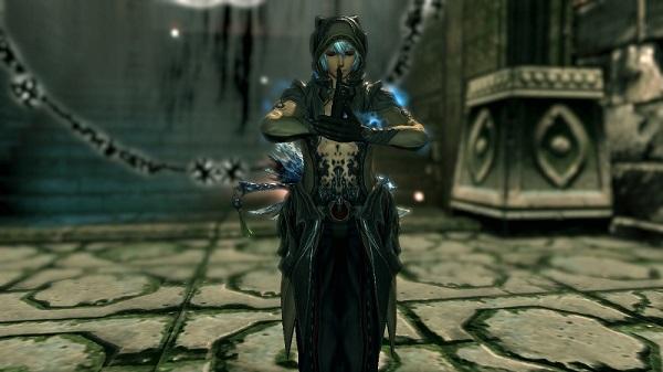 Blade & Soul assassin
