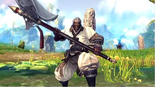 Blade & Soul destroyer