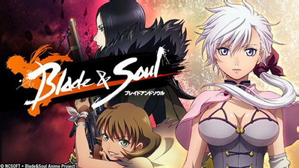 Blade & Soul Cover