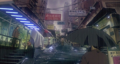 Ghost in the Shell: City