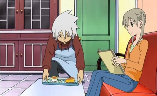 Soul Eater Soul and Maka's Apartment