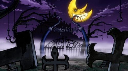 Soul Eater Hook Cemetary