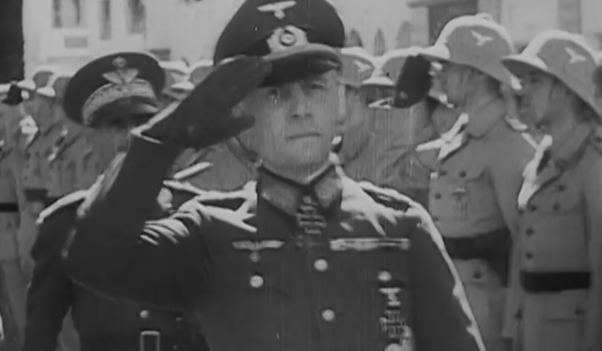 Girls Und Panzer Erwin Rommel