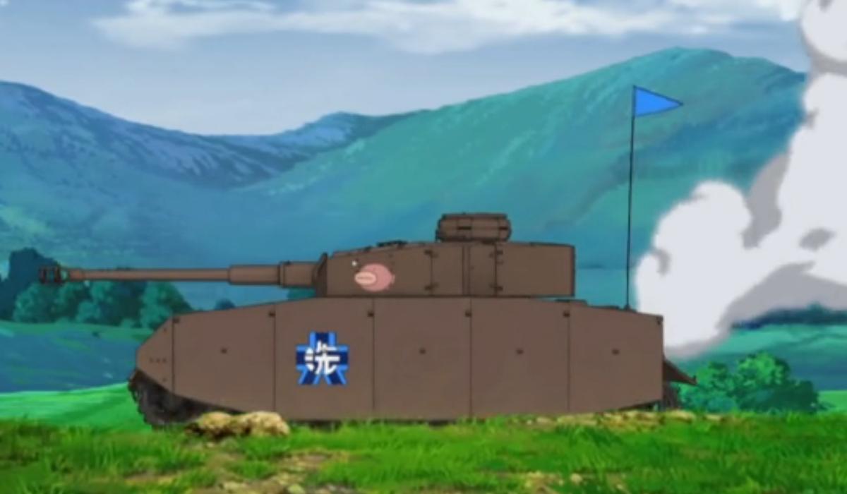 Girl Und Panzer Panzer