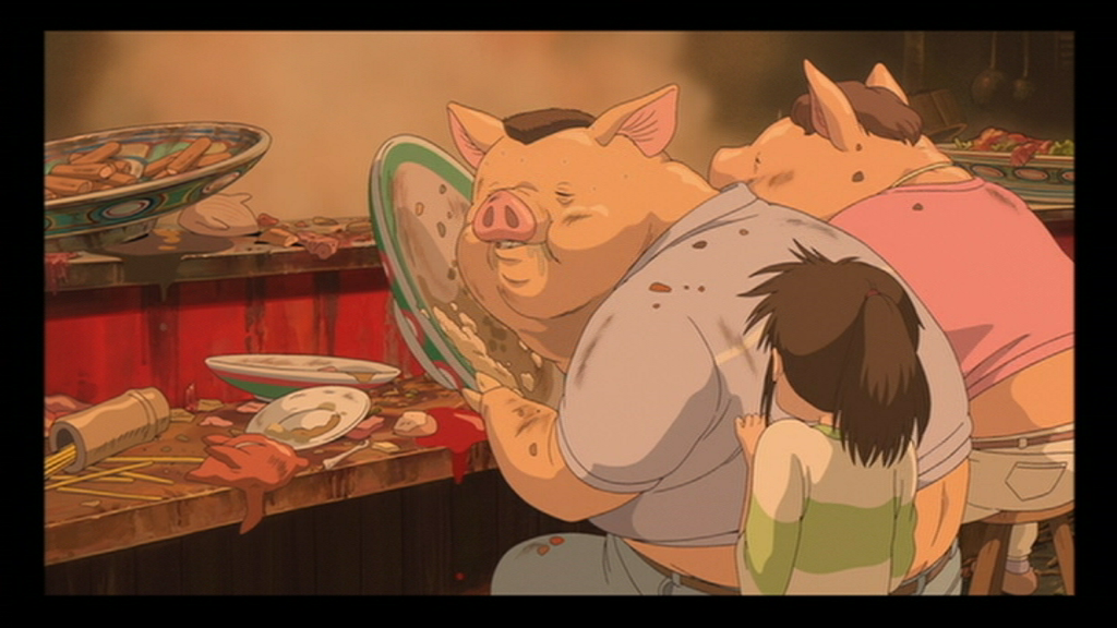 The Significance Of Food In Spirited Away Myanimelist Net
