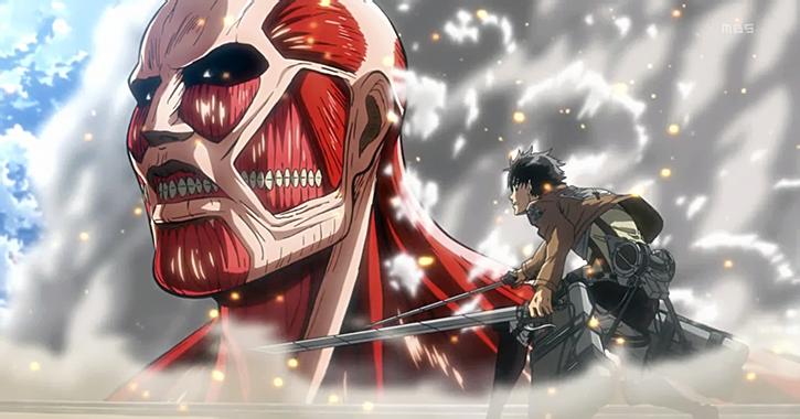 Shingeki no Kyojin eren yeager