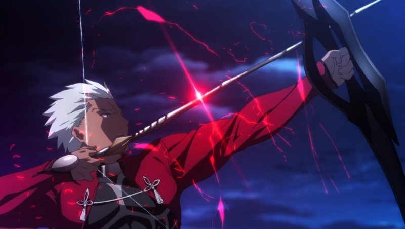 fate stay night unlimited blade works Anime 2014