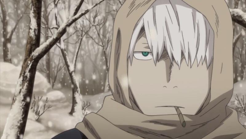 mushishi zoku shou Anime 2014