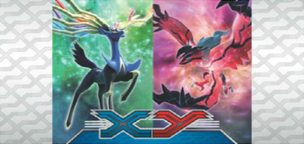 Pokemon XY, Xerneas, Yvetal, Trading Card Game