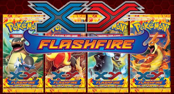 Pokemon XY, Expansion, Flash Fire, Charizard