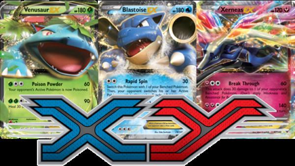 Pokemon XY, Mega Evolution, Basic