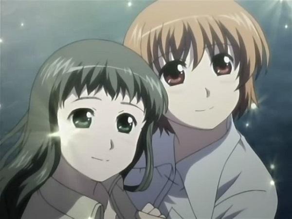 Top 15 Yuri Anime Kashimashi Girl