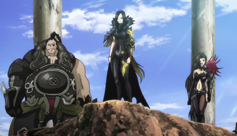 Blade & Soul - Gante