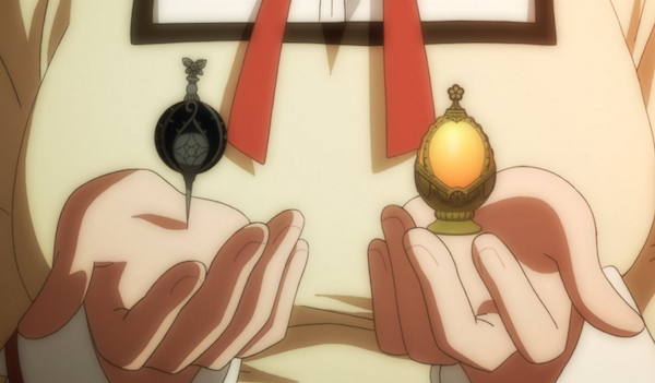 Mahou Shoujo Madoka★Magica, Grief Seed