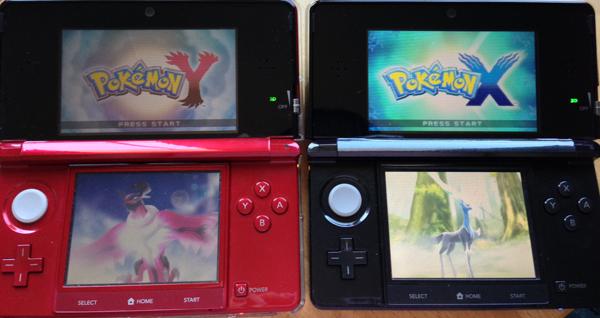 Pokemon XY Game 3DS