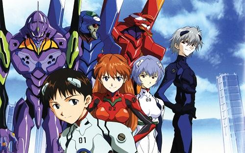 Neon Genesis Evangelion must watch anime classics popular anime classic anime