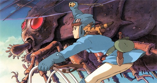 Kaze no Tani no Nausicaä must watch anime classics popular anime classic anime