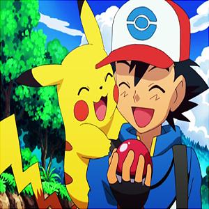 Pokemon, Pokemon XY, Pikachu, Satoshi