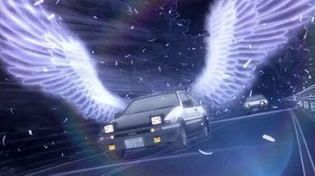 initial d final stage Anime 2014