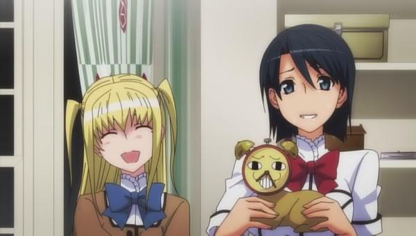 Top 15 Yuri Anime Maria†Holic Kanako Miyamae Mariya Shidou