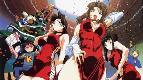 Christmas Anime.20 Best Christmas Anime Which Will You Ask Santa For This