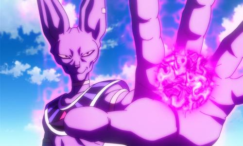 Beerus Dragon Ball Super Villain