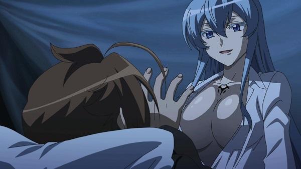 Akame ga Kill! Hot Tatsumi Esdeath