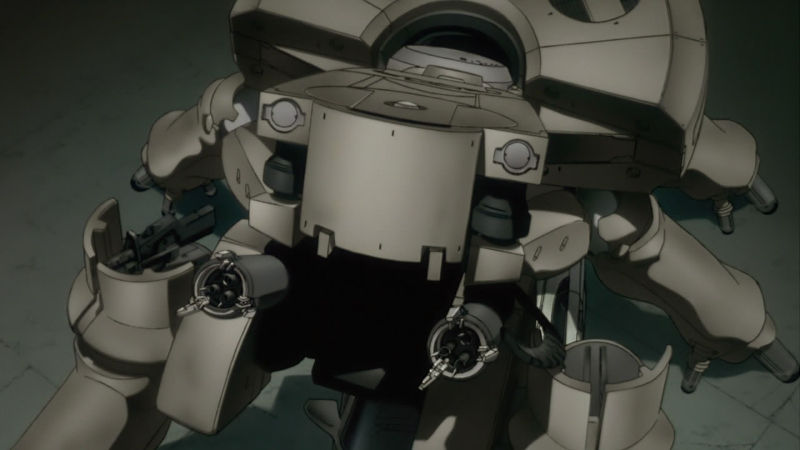 The Phenomenal Tank Technology Of Ghost In The Shell Myanimelist Net