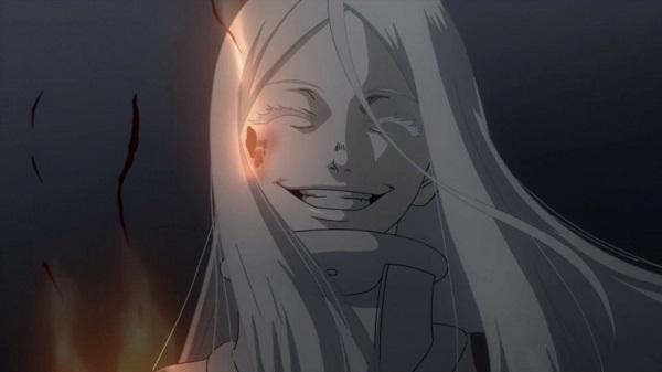 Top 10 Craziest Anime Girls Deadman Wonderland Shiro