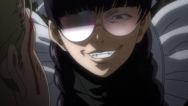 Top 10 Craziest Anime Girls Black Lagoon Roberta